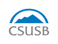 California State University, San Bernardino - President's Office Logo