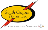South Central Power Company Logo