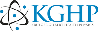 Apex Physics Partners and Krueger-Gilbert Health Physics, an Apex Physics Partner Logo
